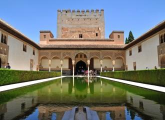 Visita guiada a la Alhambra con guia oficial y entrada para grupos